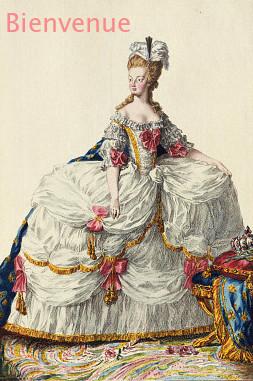 L'association Marie-Antoinette vous souhaite la bienvenue !